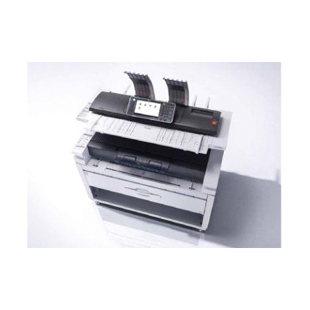 MP W6700SP Wide Format Digital Printer