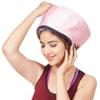Kawachi Hair Care Thermal Spa Treatment With New Beauty Steamer Nourishing Heating Head Cap
