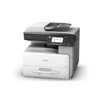 B&W Multifunction Printer MP 301SP
