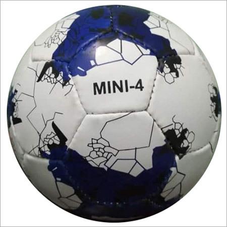 Trainer Rubber Football Mini-4