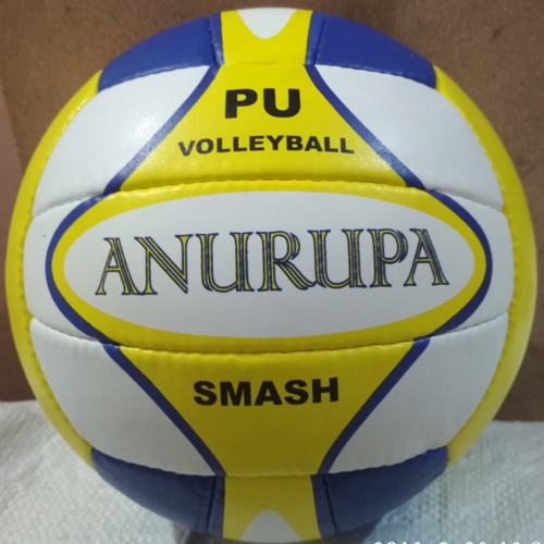 PU Tri Color Volleyball
