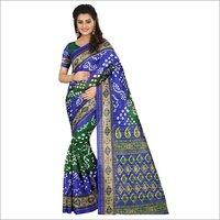 Trendy Bandhani Saree