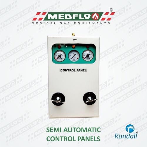 Semi Automatic Oxygen Control Panel