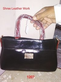 Black Ladies Hand Bag