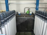 Anode Cell For CED Painting with U.S.A Ion Exchange Membrane