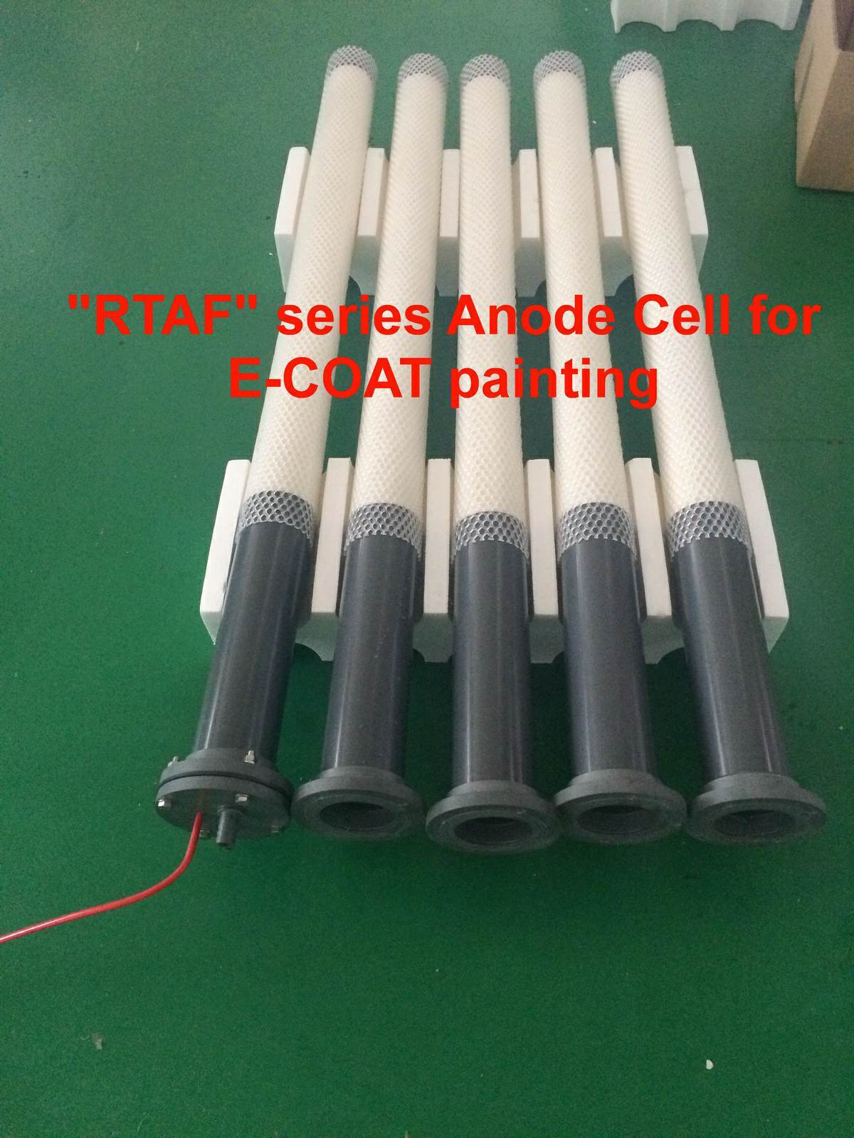 Pressurized Type Anode Cells