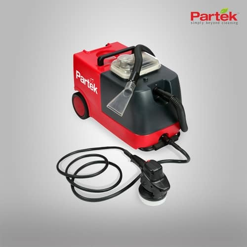 Upholstery Cleaning Machines - with Dry Foam Technology