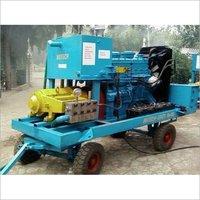 Hydroblasting Unit