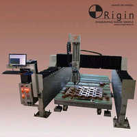 Plastic Engraving Machine