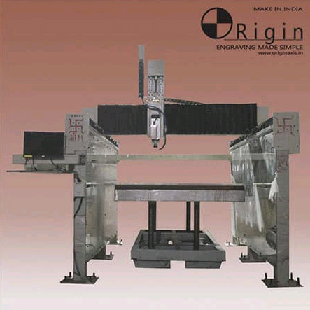Tools Engraving Machine