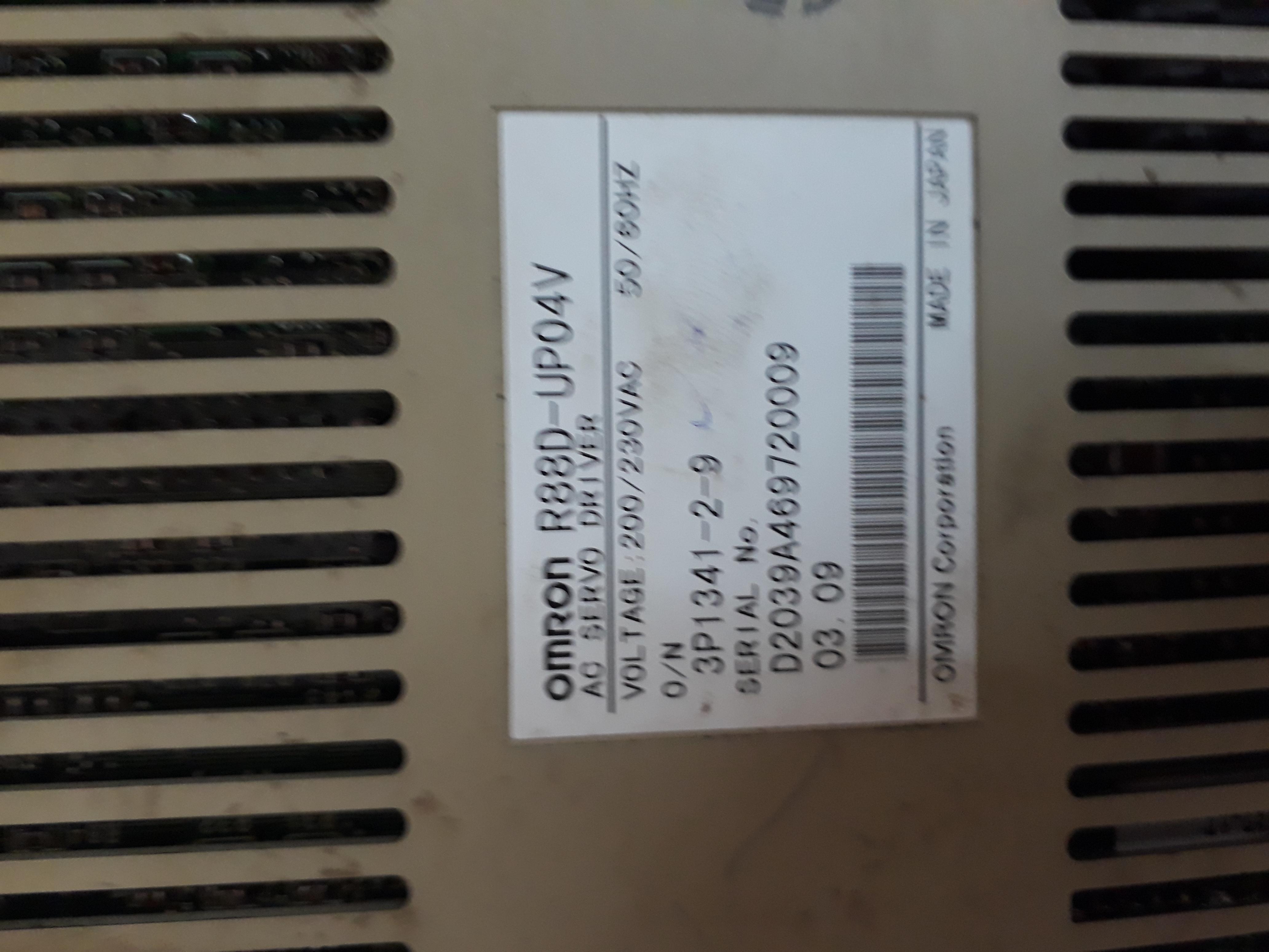 omron R88D-UP04V
