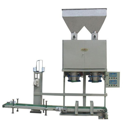 Box Type Bag Filling & Packing Machine