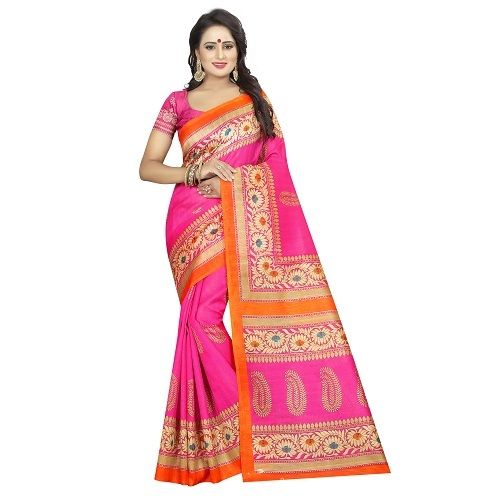 Bhagalpuri Fancy Saree