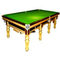 Snooker Table SHARMA S-1 AMATEUR Size 12X6 feet