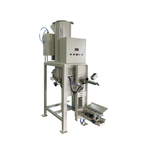 Quartz Silica Sand Bag Filling Machine