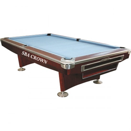 SBA CROWN POOL TABLE Size Available 9x4.5 feet