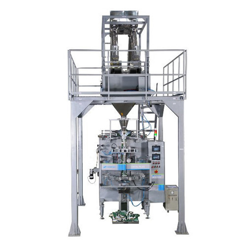 Dry Fruits Packaging Machine