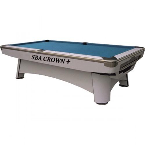 SBA Crown Plus Model: SBA CROWN PLUS POOL TABLE Size Available 9x4.5 feet