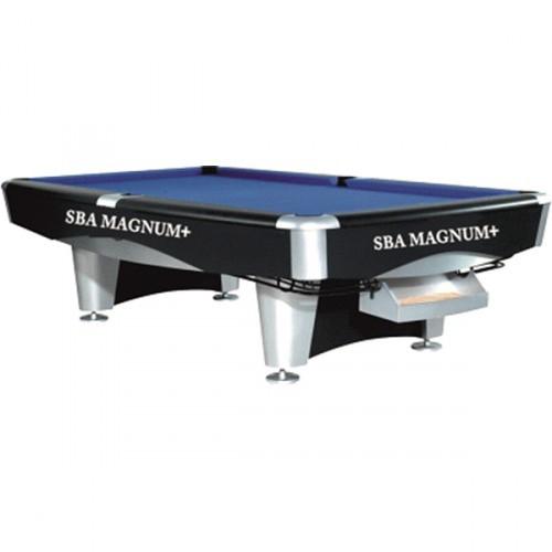 SBA Magnum Plus Model : SBA MAGNUM PLUS POOL TABLE Size Available 9x4.5 feet