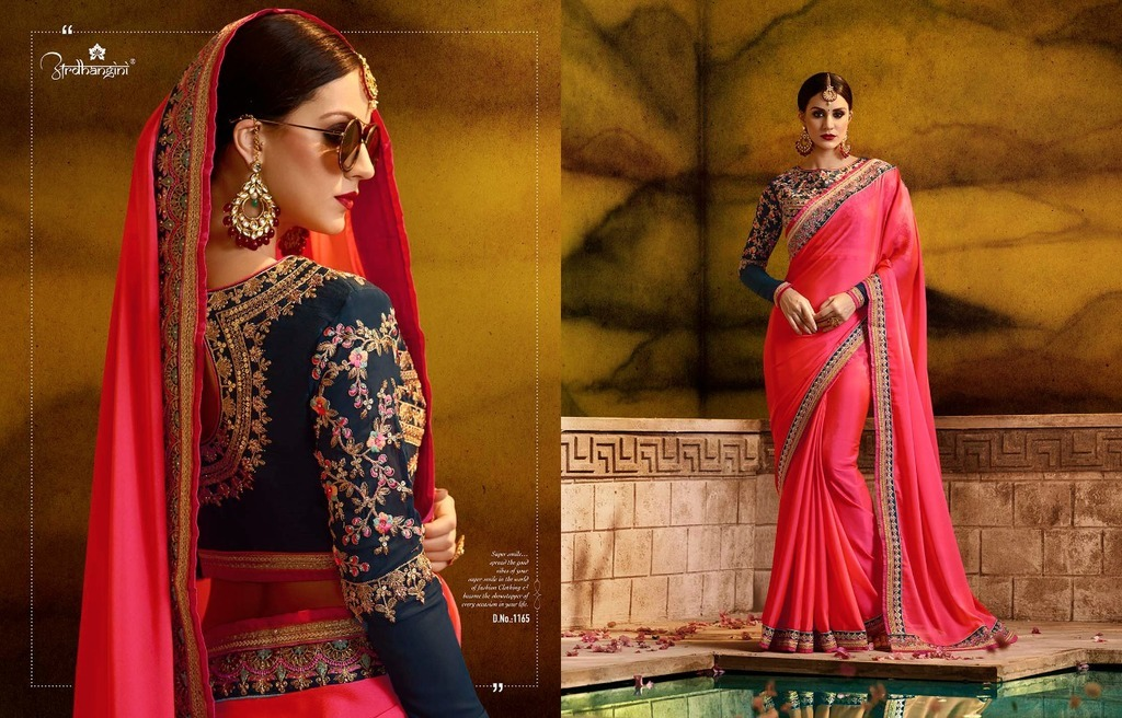Beautiful Party wear Sarees Online