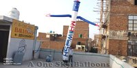 Outdoor Advertising Balloon