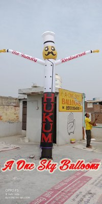 Dhaba Advertising Balloon