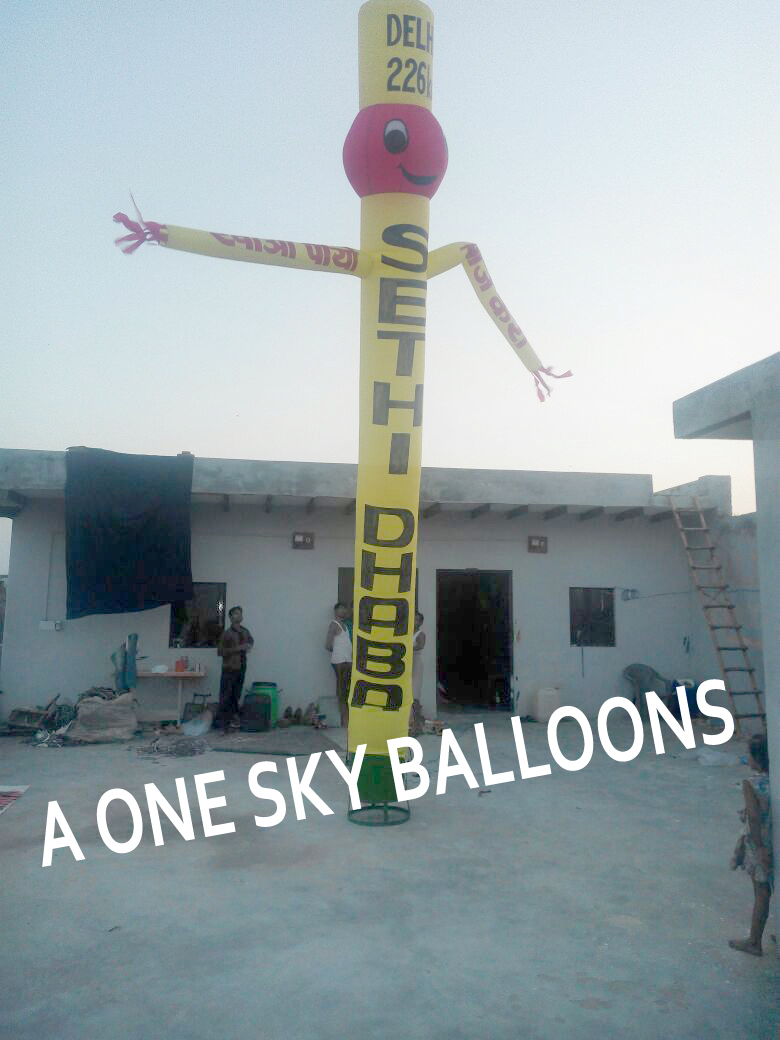 Dhaba Advertising Balloon