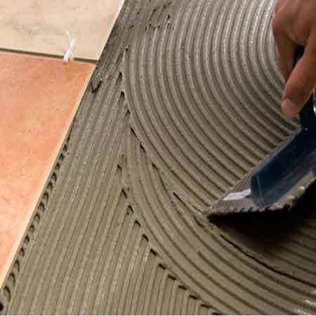 Tiles Adhesive for Building Construction