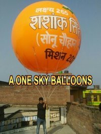Giant Advertising Sky Balloon
