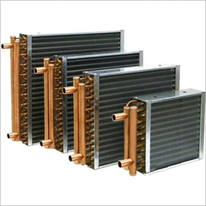 Heating Cooling Coils