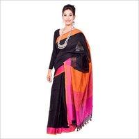 Tangail Handloom Linen Saree