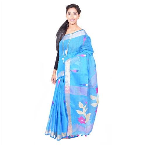 Handwoven Jamdani Saree