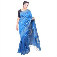 Ghicha Silk Cotton Saree