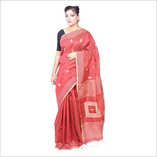 Ghicha Silk Cotton Saree