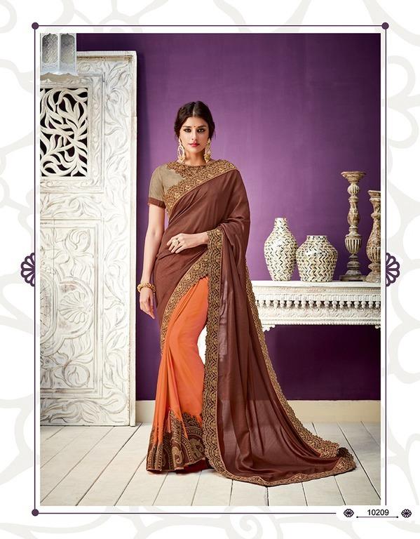 Designer Traditional Sarees