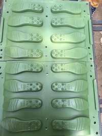 EVA Jogger Sole Casting Mould