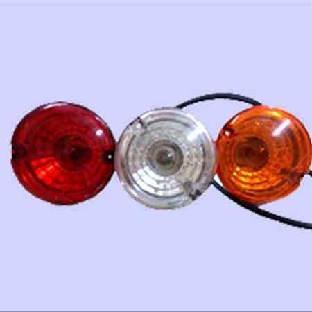 Round Light Without LED