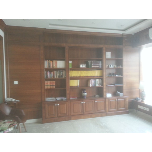 Wooden Shelf Designing Services
