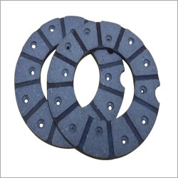 Tractor round Brake Linings