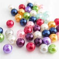 Pearl Acrylic Bead