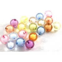 Round Acrylic Bead
