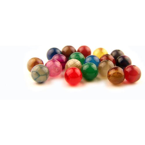 Colored Glass Beads