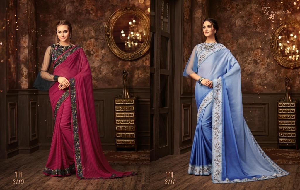 Modern Sarees Collection