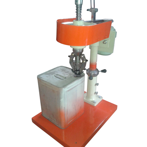 Newman Cap Sealing Machine