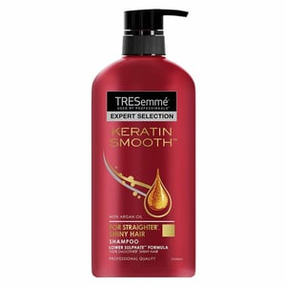 Tresemme Keratin Smooth with Argan Oil Shampoo, 580ml