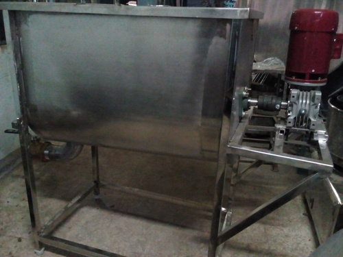 U type Batter Mixing Machine