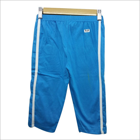 Kids Cotton Capri