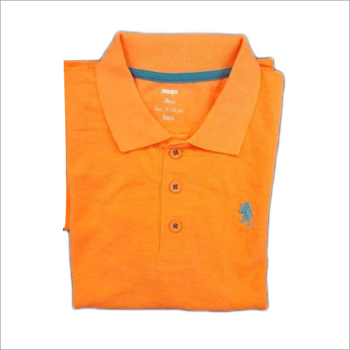 Kids Orange T-Shirt