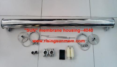 4040 Stainless Steel Membrane Pressure Vessels