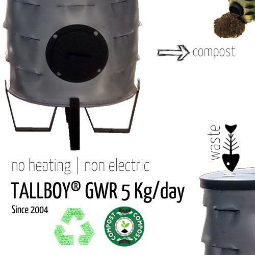 5 Kg Organic Waste Composter